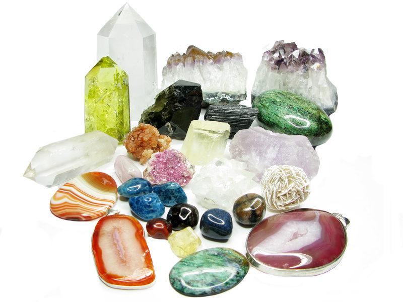 Atelier lithothérapie débutants pierres cristaux